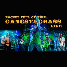 Gangstagrass: Pocket Full of Fire, Album Cover